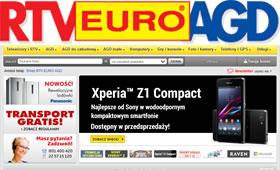 Побутова техніка RTV EURO AGD