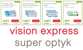 Лінзи – Vision Express