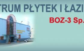 Центр плитки та сантехніки BOZ3